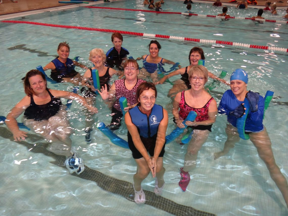 St Catharines Aquafit Training