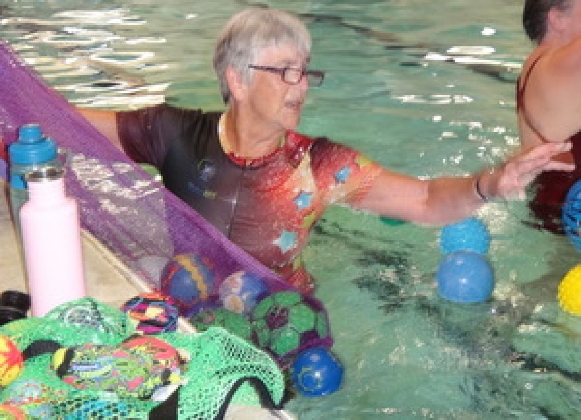 Arthritis H2O Instructor Certification