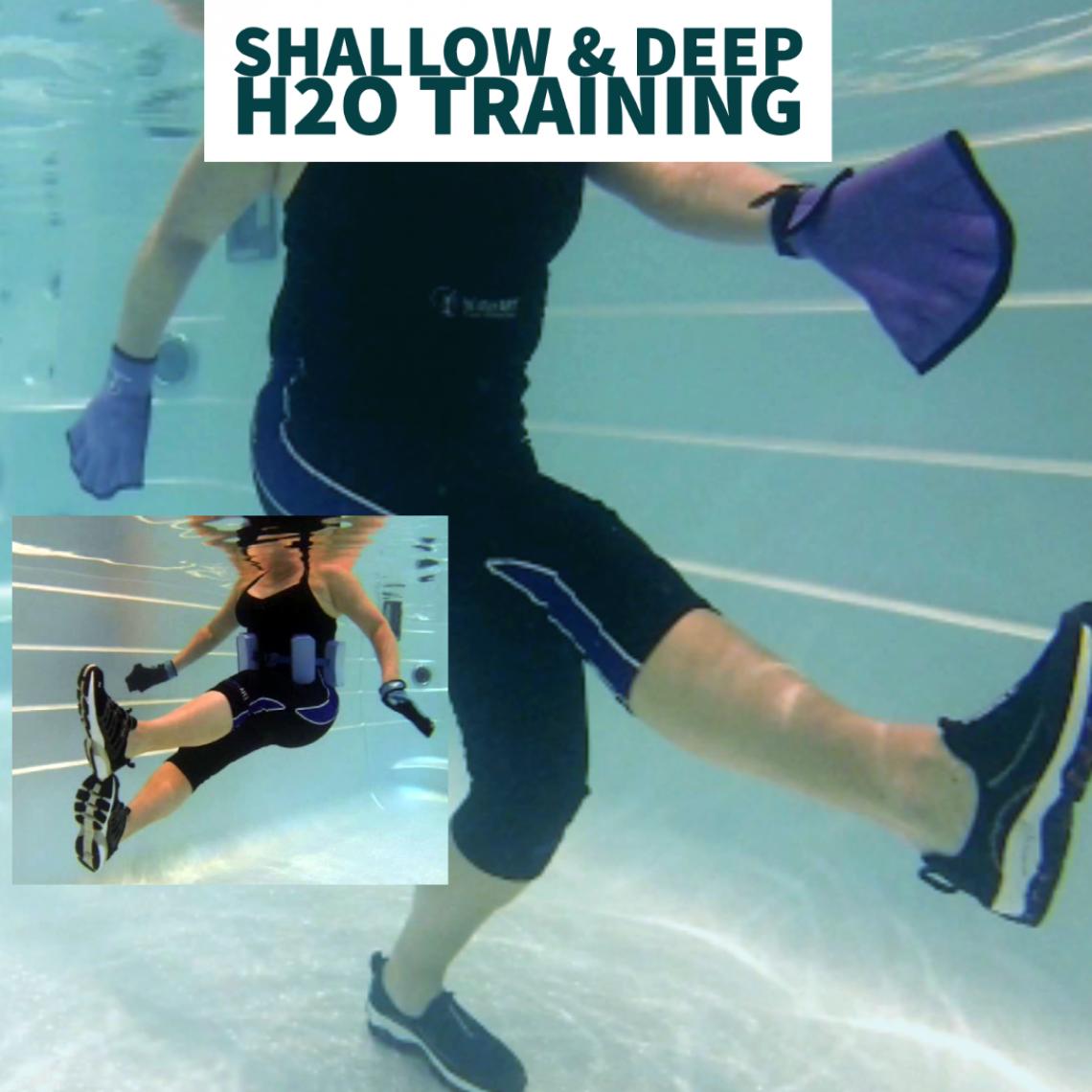 Virtual Shallow and Deep H2O Training